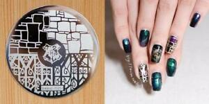 Nail-Art-Stamping-Plates-Image-Plate-Decoration-Harry-Potter-Halloween-hehe25