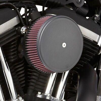 Arlen Ness Stage 1 Black Big Sucker Air Cleaner Filter Kit Harley Sportster Xl Ebay