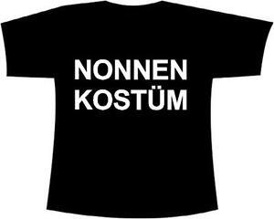 Nonnenkostuem-Nonne-Damen-Girlie-Fun-Shirt-Kostuem-Fasching-Karneval-Fasnet-u-a