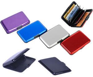 New-1PC-RFID-Blocking-Aluminium-Wallet-Business-ID-Credit-Card-Case-Holder