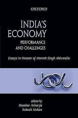 India's Economy: Performances and Challenges by Acharya, Shankar, Mohan, Rakesh