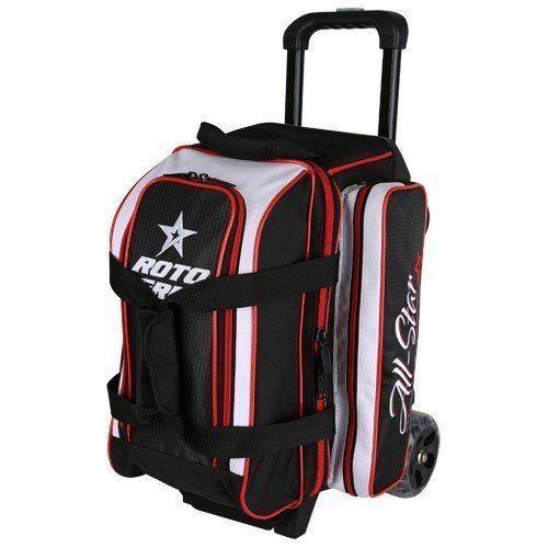 redo Grip 2-Ball Roller Bowling Bag All Star Edition