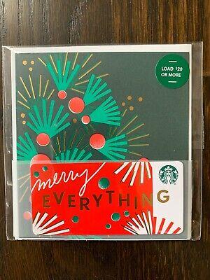 "No Value Gift Card #6181 New Canada Series Starbucks /""CANADA MOOSE 2019/"""