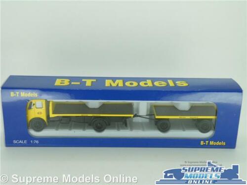 LEYLAND BEAVER MODEL TRUCK LORRY BRITISH RAILWAYS 1:76 SCALE DA54 BASE B-T K8