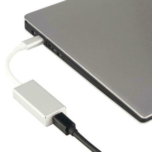USB C to Mini DP 4K 60Hz USB 3.1 Type C to Mini Display Port Adapter Conver X1Q2