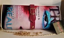 """""""THE TREND ISSUE"""" MAGAZINE CLUTCH PURSE VIBRANT COLORS NWT"""