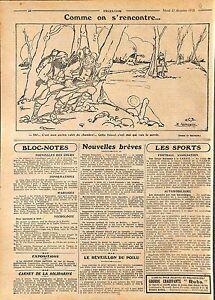 Humour-Caricature-Poilus-Feldgrauen-Bataille-la-Marne-Maurice-Sauvayre-WWI-1915