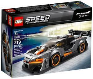 LEGO-MCLAREN-SENNA-CAR-SPEED-CHAMPIONS-75892-219-pieces-NEW-IN-HAND