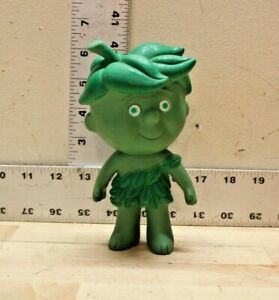 NEW 1996 LITTLE JOLLY GREEN GIANT VINYL SPROUT DOLL