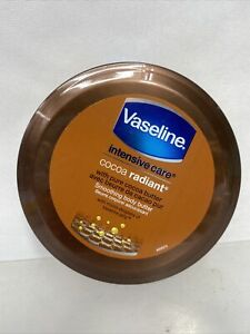Vaseline Intensive Care Cocoa Radiant Smoothing Body Butter - 8 oz (227 g) eBay
