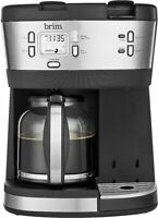 Brim Triple Brew 12-Cup Coffee Maker