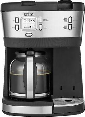 Brim Triple Brew 12-Cup Coffee Maker