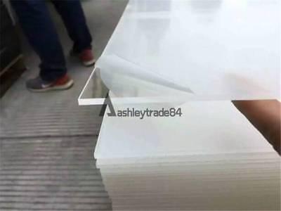 1mm 3pcs CLEAR ACRYLIC SHEET TRANSPARENT PMMA PANEL PLATE 200mm 300mm