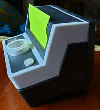 Post It Note Dispenser Shaped Like A Polaroid Camera Heavy Pre Owned Office Fun