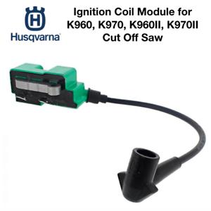 K970II Original Husqvarna Ignition Module for OEM K960 K970II 580380506 K970