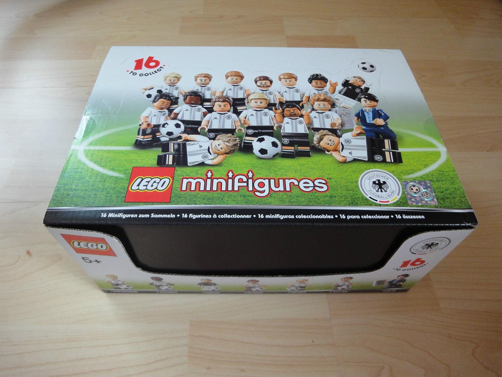 Lego Minifiguren 71014 Die Mannschaft OVP Display mit 60 Tütchen
