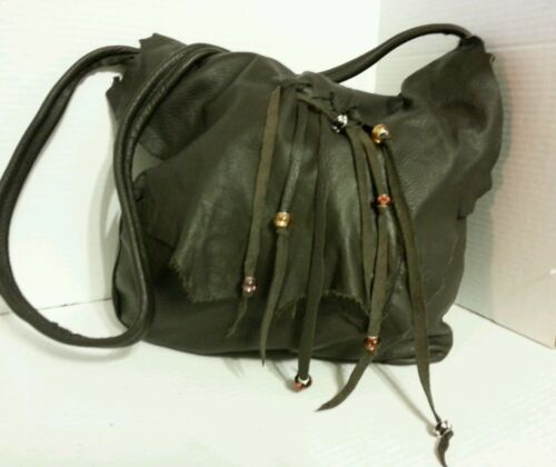4 sizes One of a kind Handmade Deerskin Bags