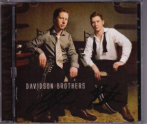 Davidson-Brothers-Davidson-Brothers-CD-Signed-HLCD005-2007