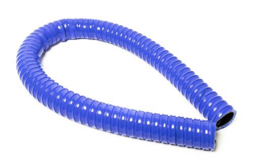 16 mm 1 m-Silicone Tuyau Superflex Viper Performance Bleu