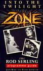 Into the  Twilight Zone : Rod Serling Programme Guide by Randy Lofficier, Jean-Marc Lofficier (Paperback, 1995)