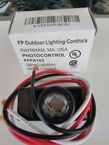 New fp outdoor lighting controls fpfa105 button photo cell 120vac 50 image is loading new fp outdoor lighting controls fpfa105 button photo mozeypictures Image collections