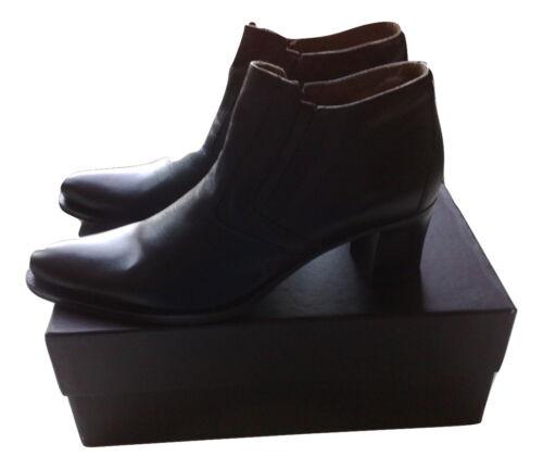 Noir Noires Bottes Giardini Chaussures Femme Nouveau Bottes Cuir qT16xnSY