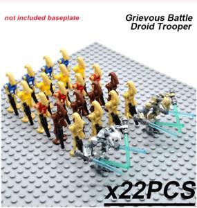 22-Pcs-Minifigures-Star-Wars-Character-Battle-Droid-Trooper-Robot-Lego-MOC