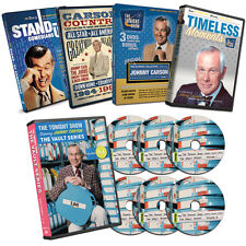 The BEST of The Tonight Show starring Johnny Carson Exclusive 18 DVD Collection