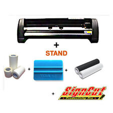 Vinyl Cutter Plotter Mh721 6 Rolls Vinyl Signcut Tools Startup Package