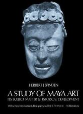 A Study of Maya Art (Dover Books on Astronomy)
