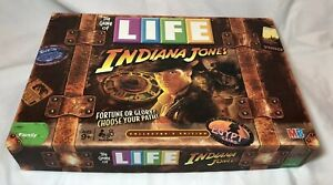 The-Game-of-Life-Indiana-Jones-Edition-Board-Game-2008-Hasbro-Chalice-Missing