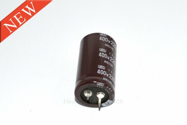 X 35mm Capacitor Nippon KMH 10000uF 100V 70mm 105C Radial Capacitor