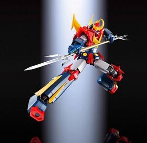 Bandai-Soul-of-Chogokin-Full-Action-SOC-FA-GX-84-Zambot-3-NUOVO