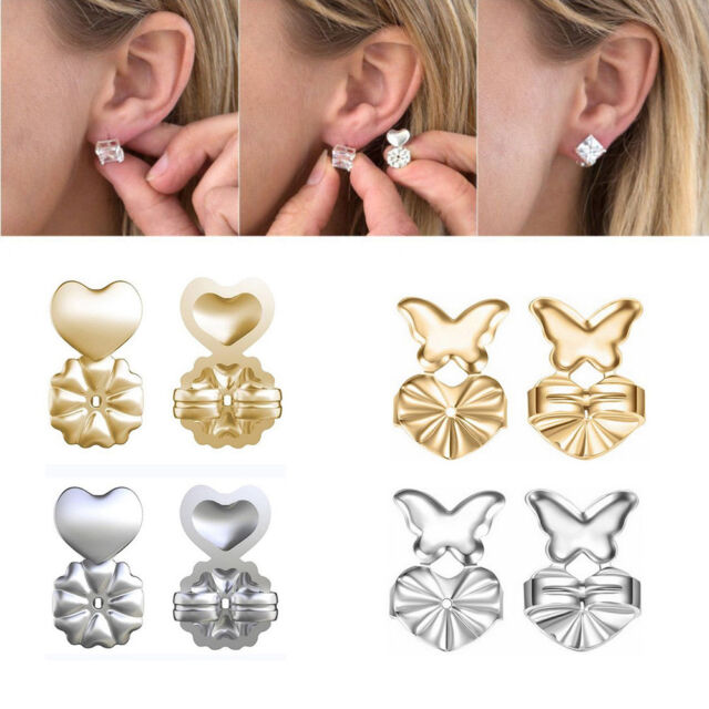 Earring Backs 6 Pairs
