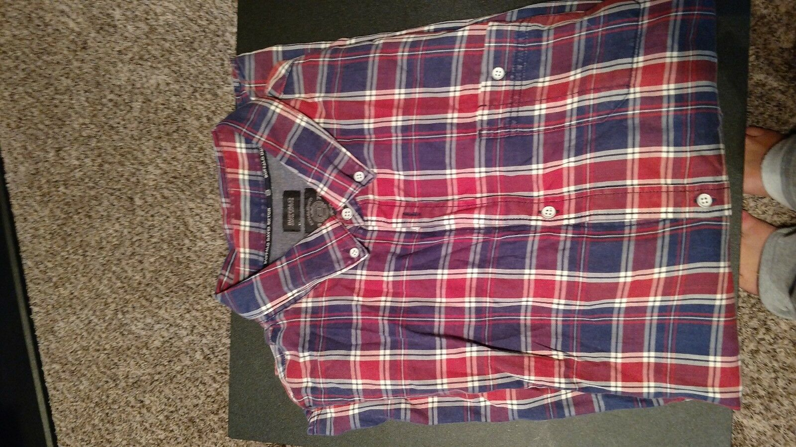 Buffalo david bitton shirt mens XXL
