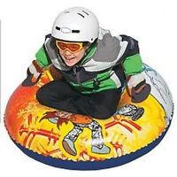 37 Aw4102ye Uncle Bob's Winter Sport Snow Monster Tube Sled For Kids