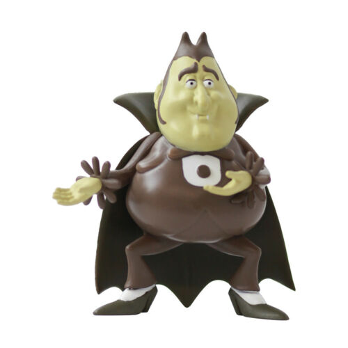 "Ron English CEREAL KILLERS Mini Series COUNT CALORIE 3/"" Vinyl Figure"