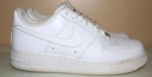 Nike Force 1 10 blanco Tama 111 Blanco 315122 o Air '07 BwrqwE