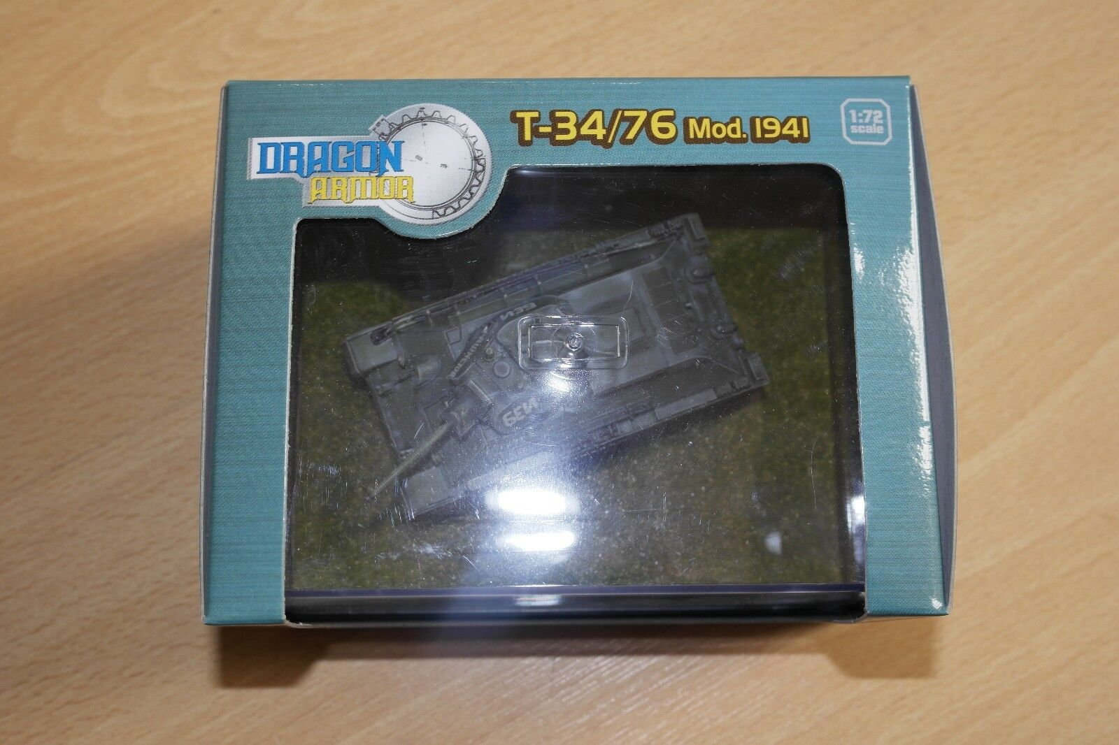 DRAGON ARMOR 1 72 T-34 76 MOD.1941 EASTERN FRONT 1941