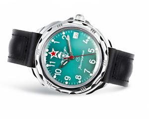 Uhr-Herren-Komandirskie-Vostok-Watch-211307-Russian-NEU