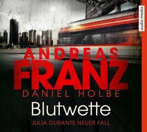 ANDREAS-FRANZ-JULIA-FISCHER-BLUTWETTE-6-CD-NEW