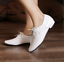 Womens-Lace-Up-Flats-Oxfords-Shoes-Pointed-Toe-Patent-Leather-Ladies-Plus-Size thumbnail 10