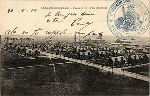 CPA LOOS-en-GOHELLE Fosse no 5 - vue générale (405493)
