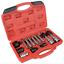 WNB-13Pc-Alternator-Freewheel-Pulley-Car-Garage-Tool-Kit-Hex-Spline-Star-Bits thumbnail 3