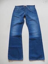 Levi's® 512 Bootcut Jeans Hose, W 36 /L 34, wie NEU ! Faded washed Denim, RAR !