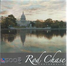 Rod Chase LibertyS Light 500Pc Jigsaw Puzzle SunsOut