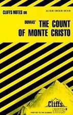 The Count of Monte Cristo (Cliffs Notes) Roberts, James L Paperback