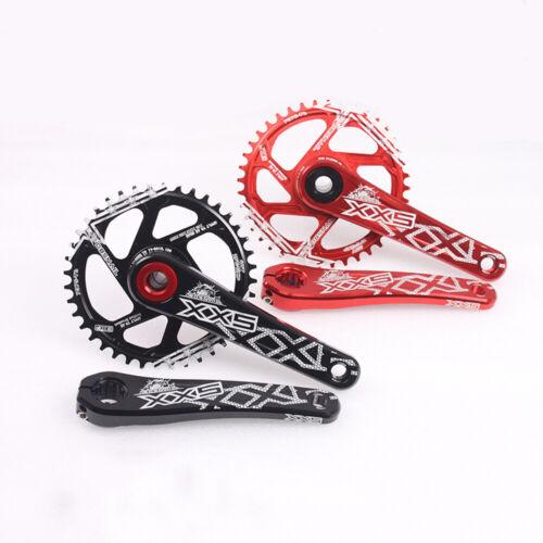 MTB Bike Crankset 7075-T6 Aluminum 170mm Crank 34T-40T Chainring For Sram GXP