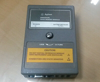 Agilent HP 85620A MASS MEMORY MODULE for Spectrum Analyzer