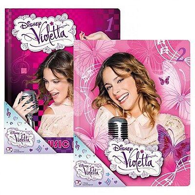 Buch Violetta
